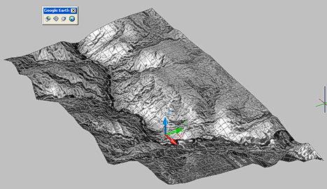 Google Earth Extension Digitalizando Y Exportando De