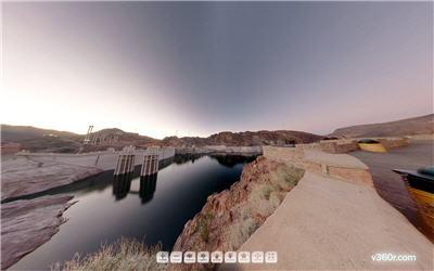 Panoramica 360 Hoover Dam
