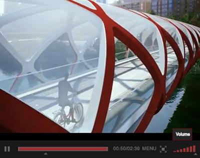 Ingenieria en la Red - The Peace Bridge