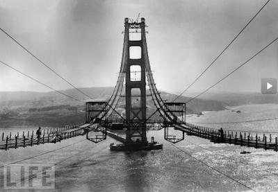 Ingenieria en la Red - The Golden Gate Bridge