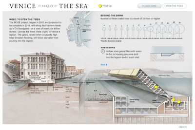 Ingenieria en la Red - Venice vs The Sea