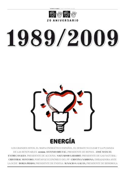 Páginas desdeEL MUNDO - 20 Aniversario - ENERGÍA