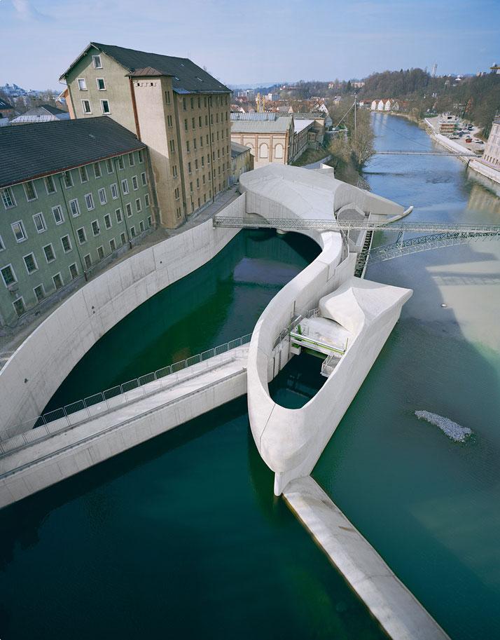 Central Hidroeléctrica de Kempten (Alemania)