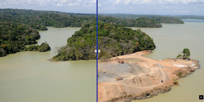 Ingenieria en la Red - Before After Panama Canal