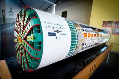 Ingenieria en la Red - Bertha TBM