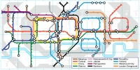 Ingenieria en la Red - Google Doodle London Underground
