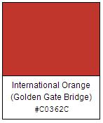 Ingenieria en la Red - International Orange