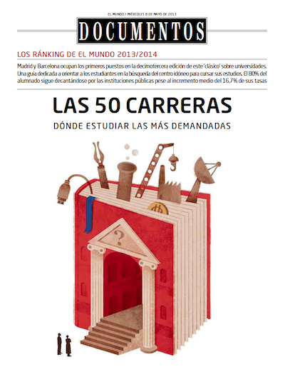 Ingenieria en la Red - Las 20 carrerras mas demandadas