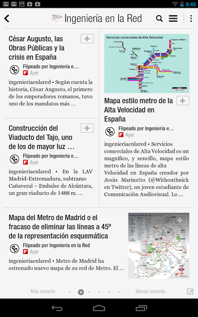 Ingenieria en la Red - Flipboard
