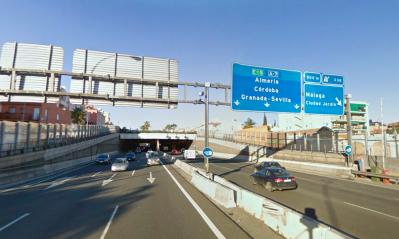 Ingenieria en la Red - A7 km 238 Malaga