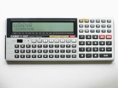 Ingenieria en la Red - Casiofx880P