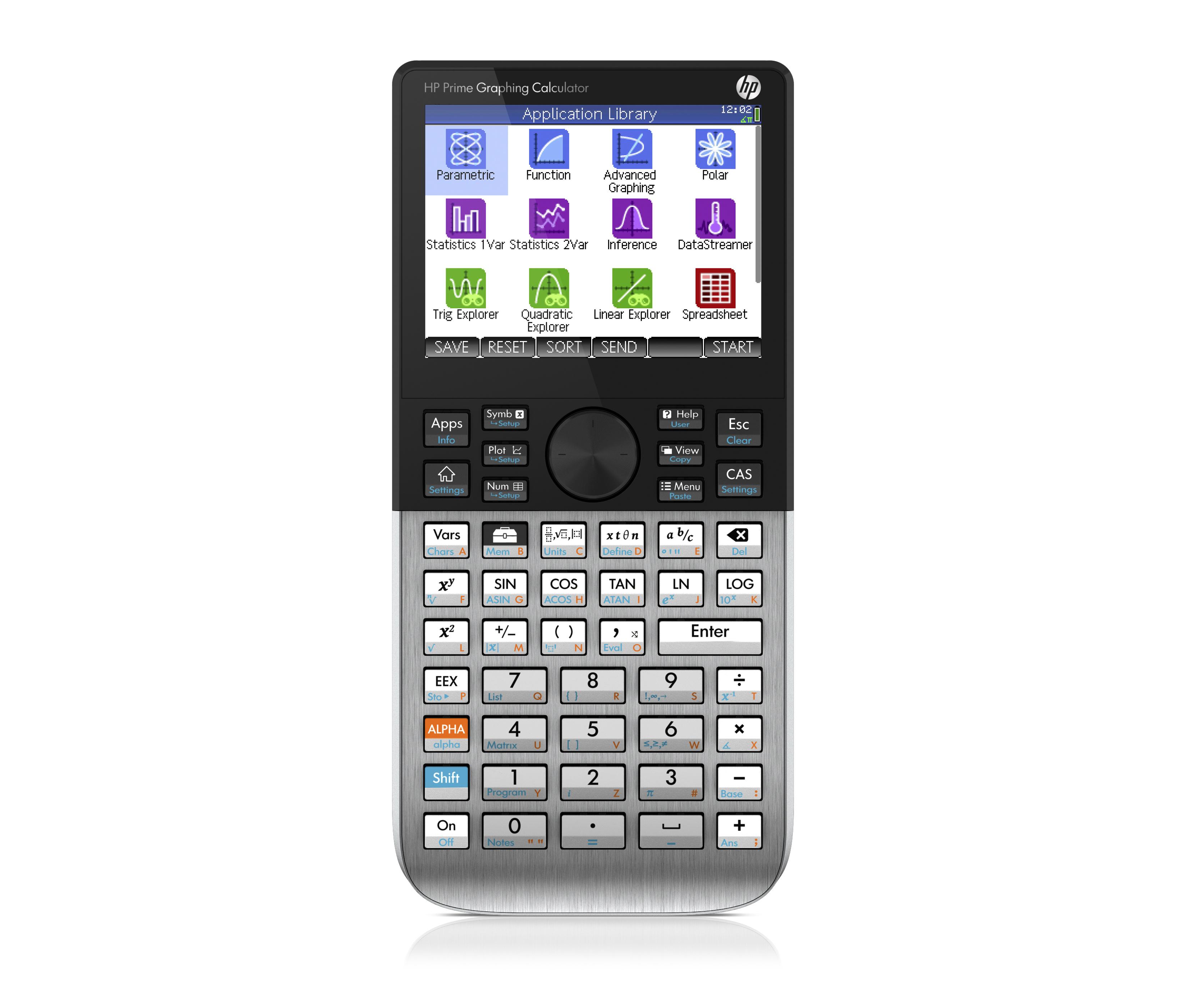 Hp prime la primera calculadora gr fica a color y t ctil for Calculadora de redes