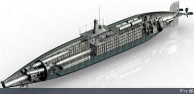 Ingenieria en la Red - Submarino Peral Juan C Sanchez