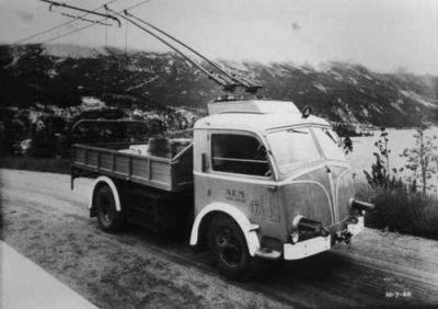 Ingenieria en la Red - Trolleytruck