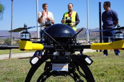 Ingenieria en la Red - Drone ATyges Topodron