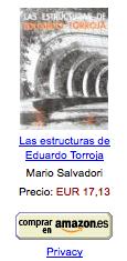 Las estructuras de Eduardo Torroja