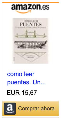 Cómo leer puentes